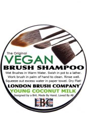 LBC VEGAN BRUSH SHAMPOO ENGLISH LAVENDER / SZAMPON DO PĘDZLI 30 ml